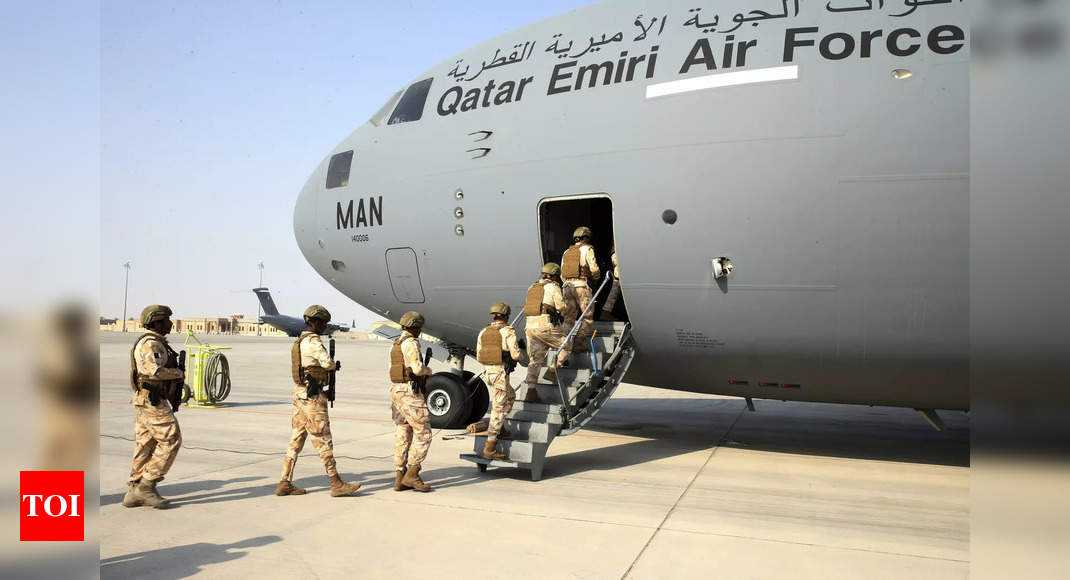Qatar emerges as key player in Afghanistan after US pullout   News Logic